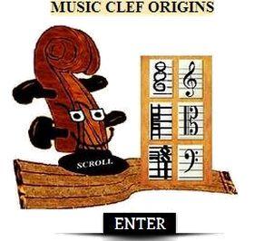 Music Clef orginis enter