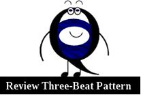 Review 3 beat pattern mini